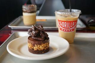GORILLA COFFEE 渋谷店 - ビーピーバイト、ラテ(ICE)