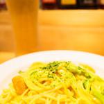 Rinz TOKYO - クリームやオイルをベースにしたパスタ類。
