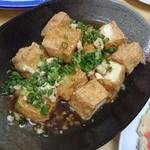 奏 - ○揚げ豆腐