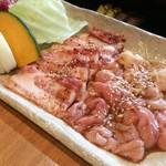 寅亭 - ホルモン・豚バラ・焼き野菜