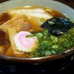 麺屋 藤 - 阿波地鶏醤油らぁ麺