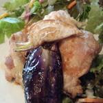 BOICHI - 茄子&カブ&鶏