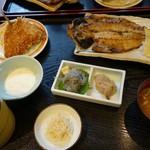 たんぱく大国 - (2016/9月)「あじ定食」