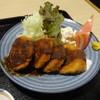 紅ふじ食堂 - 料理写真:ヒレカツ