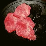 焼肉居酒家 韓の台所 - ネギタン塩♡beerlove