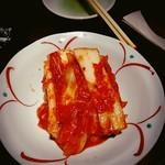 焼肉居酒家 韓の台所 - キムチ♡beerlove