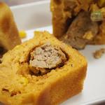 Coven - おかずケーキ(ハンバーグ)
