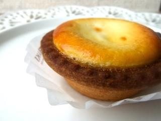 ベイク チーズ タルト 自由が丘店 - チーズタルト(冷蔵庫で冷やして)♡