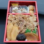 松川弁当店 - 特選米沢牛 牛めし弁当