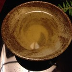 懐石 辻留 - クリアーで淡味だが深淵な出汁