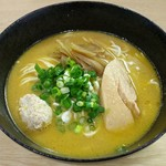 NOODLE BASE TRICK☆STAR - 料理写真:濃厚鶏そば800円