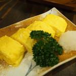 小田原居酒屋湘南大衆横丁 - だし巻き玉子