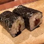 鮨 つかさ - 干瓢山葵