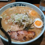 Ajinotokeidai - 味噌ラーメン+味たま