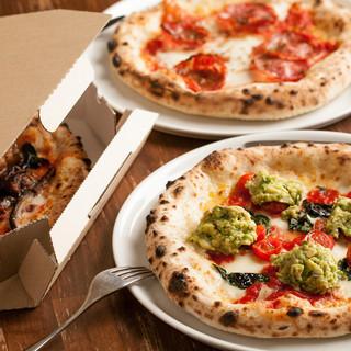 コスパ良!お好きなピザとパスタが選べるコースあり