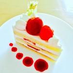NEZUCAFE - イチゴショートケーキ