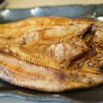 シロクマ食堂 - 料理写真:このほっけは絶対食べるべき