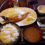 Kiguradiya - 焼魚定食(塩鯖)