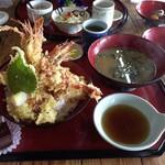 活魚問屋 海寶 - えび天丼
