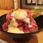 56890821 - ローストビーフ丼M850円