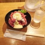 56890822 - ローストビーフ丼M850円