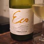 ビーボ デイリースタンド - Eco 2015 Chardonnay Emiliana