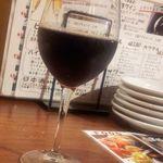 56894176 - 樽生モンテルヴィーニ赤グラス580円