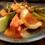 中国鮮家 響鈴 - サラダ