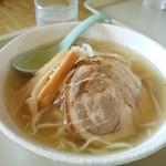 56896557 - ラぅ鈍チャーシュー麺(小)500円