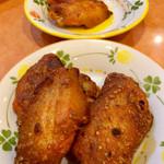 56900991 - 辛味チキンはよく焼きで