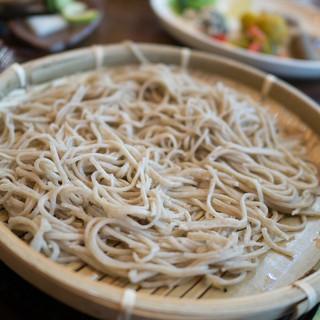 ふく田 - 料理写真:もり蕎麦