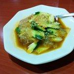 56902590 - クラゲの冷菜 ¥380