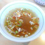 東軒 - スープ