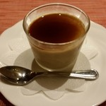 TEPPAN DINING KAMIYA - 自家製 黒糖プリン