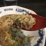 山中製麺所 - 噂の焼飯