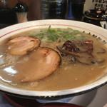 山中製麺所 - 豚骨醤油