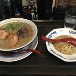 山中製麺所 - 全容