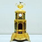 NEZUCAFE - 宝飾時計(C•トンプソン作18世紀/本館2F)