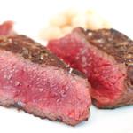 ヴァッカロッサ - 土佐赤牛のもも肉