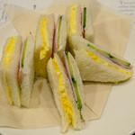 56906312 - サンドイッチ
