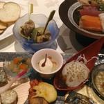 南部屋・海扇閣 - 料理写真: