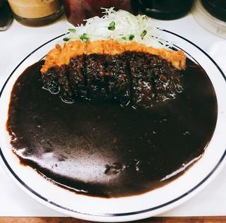 キッチン南海 神保町店 - カツカレー 2016-10