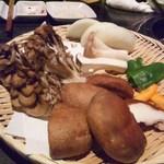 56909139 - 野菜盛り合わせ