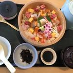 海香亭 - ひつまぶし