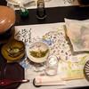 海心 - 料理写真:さて、お楽しみの夕食スタートです!