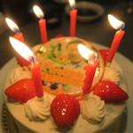 56910752 - 写真が、そのままケーキに!!