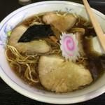 56911325 - チャーシュー麺大盛り¥750