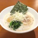 らーめん樹希 - 料理写真:家系soba
