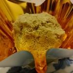 雪岡 市郎兵衛洋菓子舗 - 丹波栗のモンブランです♪