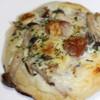 パン焼きびと 西村昭美 - 料理写真:キノコのランチ